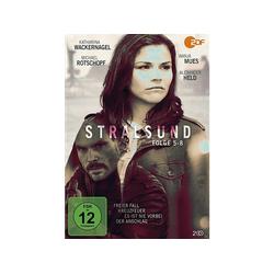 Stralsund-Teil 5-8 DVD