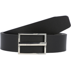 Boss Cen Gürtel Leder black 100 cm