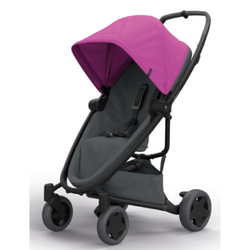 Quinny Buggy Zapp Flex Plus Pink on Graphite