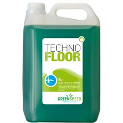 Greenspeed Techno Floor Bodenreiniger, ökologischer Bodenreiniger, 5 l - Kanister
