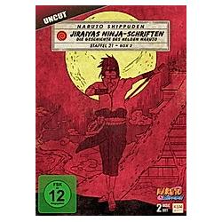 Naruto Shippuden - Die komplette Staffel 21, Box 2
