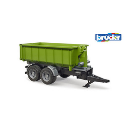 bruder    Hakenlift-Anhänger Spielzeugauto
