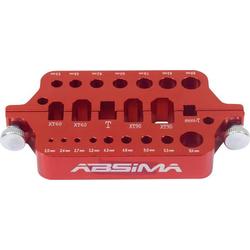 Absima Löthilfe für Akkustecker (L x B x H) 110 x 60 x 15mm
