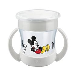 NUK Trinklernbecher Trinkbecher Mickey Mouse Evo Mini Magic Cup CL1