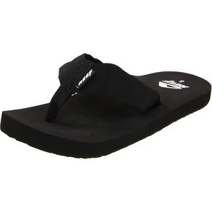 Reef REEF TODOS Herren Zehentrenner, Schwarz (BLACK / BLA), 45