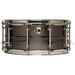 Ludwig LW6514C Black Magic Snare Drum 14