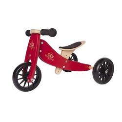 Kinderfeets® 2-in-1 Dreirad Tiny Tot, rot