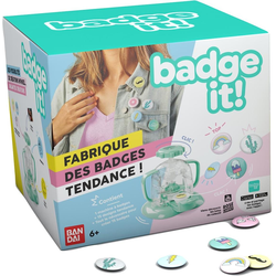 Bandai Basteln Badge, Basteln
