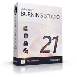 Ashampoo Burning Studio 21 Download