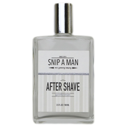 Snip a Man After Shave gentleman
