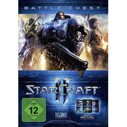Starcraft II Battle Chest 1 DVD-ROM