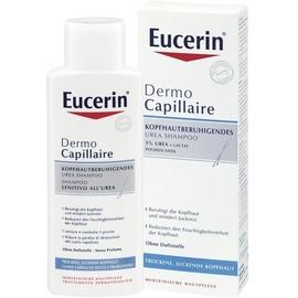Eucerin DermoCapillaire Kopfhautberuhigendes Urea Shampoo 250 ml