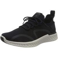 Ara Shoes ARA Herren SAN Diego Sneaker, BLAU, 45 EU