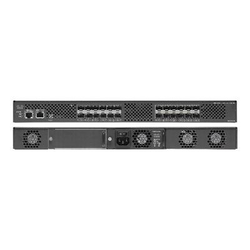 Cisco - DS-C9124AP-K9 - MDS 9124 with 8 ports enabled with 8 SW SFPs - PL PID
