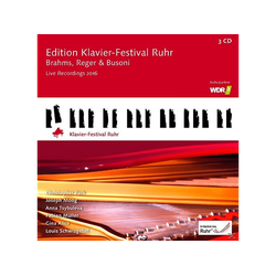 Park,C./Moog,J./Div.Klavier Festival Ruhr - Klavier-Festival Vol.35 (CD)
