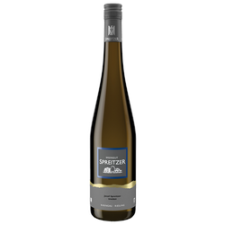 Spreitzer Riesling trocken - 2018 - Spreitzer - Deutscher Weißwein