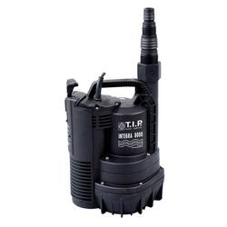 Drainage-Tauchpumpe Integra 8000, flachabsaugend bis 2 mm, bis 8.000 l/h Fördermenge