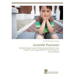 Juvenile Psoriasis als Buch von