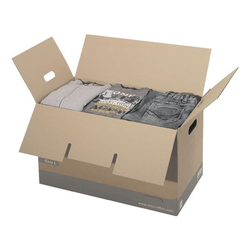 Umzugskarton »Easy« Größe L - 15 Stück braun, OTTO Office Budget