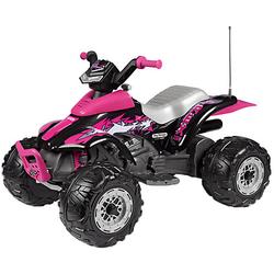 Quad Corral T-Rex Pink 330W pink-kombi