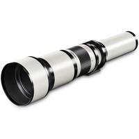 Tele 650-1300mm F8,0-16,0 Olympus OM
