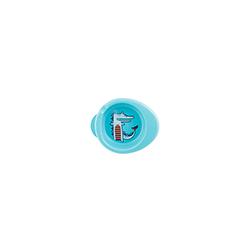 WARMHALTETELLER Warmy blau chicco 1 St