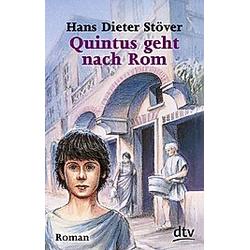 Quintus geht nach Rom. Hans D. Stöver  - Buch