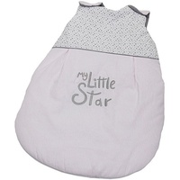 BE BE'S COLLECTION Sommer-Schlafsack My Little Star, rosa, 70 cm