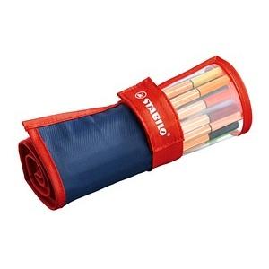 25 STABILO point 88 Fineliner farbsortiert 0,4 mm