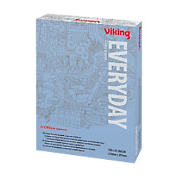 Viking Everyday Kopier-/ Druckerpapier DIN A4 80 g/m² Weiß 500 Blatt