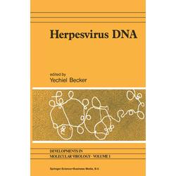 Herpesvirus DNA als Buch von