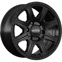 Dotz Kalahari black 8,0x18 6x139,7 ET30 MB93,1