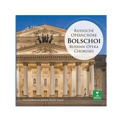 Alexander/obt Lazarev - Russische Schätze (Russische Opernchöre) (CD)