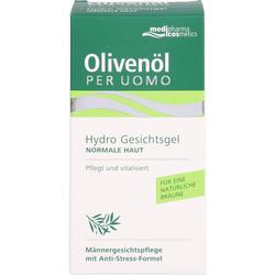 OLIVENÖL PER Uomo Hydro Gesichtsgel 50 ml