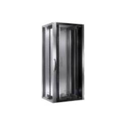 Rittal TS IT - Schrank - Netzwerkschrank - RAL 7035, RAL 9005 - 42HE - 48.3 cm (19)