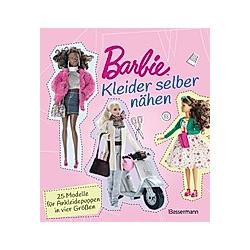 Barbie. Kleider selber nähen. Annabel Benilan  - Buch