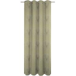 Wirth Vorhang Stuben grün Wohnzimmergardinen Gardinen nach Räumen Vorhänge