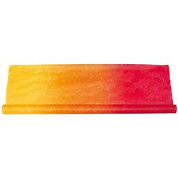 VBS Seidenpapier Regenbogen, 150 cm x 70 cm rot