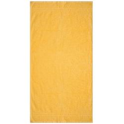Dyckhoff Handtuch 'Kristall' Goldgelb 50 x 100 cm