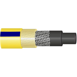 Tricoflex 50 Meter 3/4 Ø Zoll PVC Wasserschlauch / Gartenschlauch Irriflex