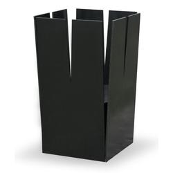 Ricon Feuerkorb TURM KLEIN, Stahl geölt, 40 x 40 cm