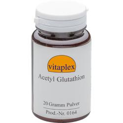 Acetyl Glutathion Pulver 20 g - Vitaplex