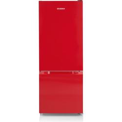 Severin KGK 8972 Kühl-Gefrierkombinationen - Rot