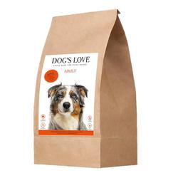 Dog´s Love Trocken Rind | Hunde Trockenfutter