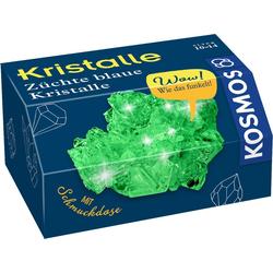 Kosmos Spiel, Kristalle - Grüne Kristalle selbst züchten - mit Schmuckdose