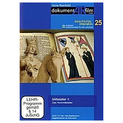 Mittelalter II, DVD