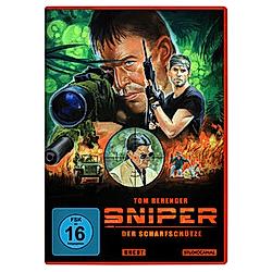 Sniper - Der Scharfschütze - DVD  Filme
