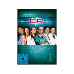 E.R. - Emergency Room Staffel 1 DVD
