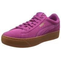 Puma Vikky Platform purple/ gum, 37