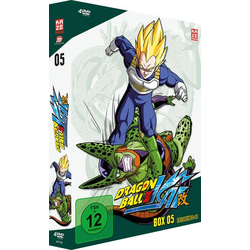 Dragonball Z Kai - Box 5  [4 DVDs]